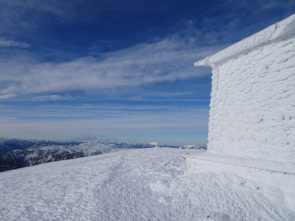 "The ""Heukuppe"" summit"