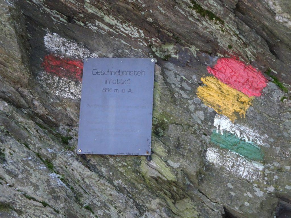 """The """"Geschriebenstein"""" (highest peak in """"Burgenland"""")"""