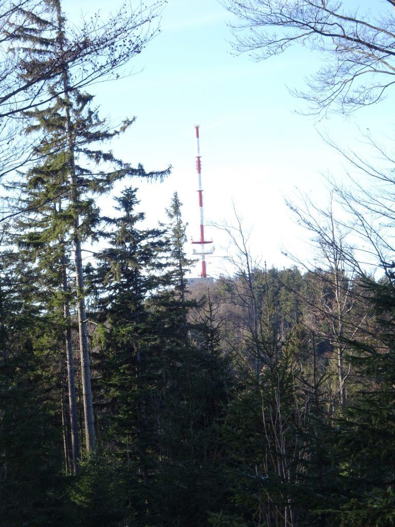 """The antenna of """"Hirschenstein"""""""